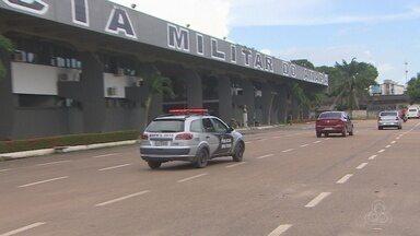 Efetivo da Polícia Militar do Amapá diminui com as aposentadorias - Efetivo da Polícia Militar do Amapá diminui com as aposentadorias
