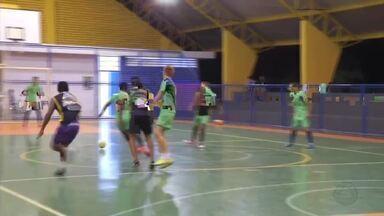 Equipes do sul de Mato Grosso se preparam para a Copa Centro América de Futsal - Equipes do sul de Mato Grosso se preparam para a Copa Centro América de Futsal