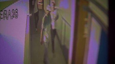 Igreja é alvo de ladrões no DF - O padre da igreja foi amarrado, no fim da manhã.