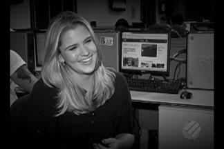 Nova geração de jornalistas da TV Liberal fala do seu trabalho da empresa - Muitos sonham em fazer carreira na redação.