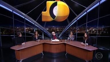 Meninas do Jô analisam o atual cenário político brasileiro - Jornalistas falam sobre o clima em Brasília e os últimos acontecimentos