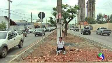 Avenida Jacques Brunini vai ser ponto de ambulantes em Cuiabá - Avenida Jacques Brunini vai ser ponto de ambulantes em Cuiabá