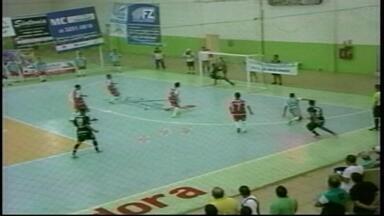 Uruguaianense vence a primeira partida fora de casa e tem 100% de aproveitamento - Jogo terminou em 6 a 3.