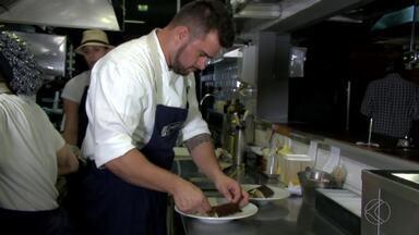 'Meu Talento': quadro do MGTV destaca profissão de cozinheiro - Saiba qual é a formação até chegar a ser um chef.