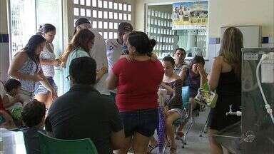 População lota postos de saúde atrás de vacina contra H1N1 em Fortaleza e interior - Vacina será fornecida para os grupos mais vulneráveis ao vírus.