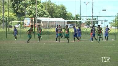 Sampaio goleia o Cantareira pelo campeonato maranhense sub-17 - Sampaio goleia o Cantareira pelo campeonato maranhense sub-17.