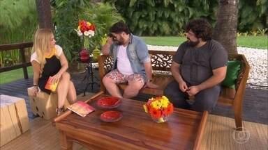 César Menotti e Fabiano se emocionam ao falar do pai - Dupla fala sobre o início da carreira