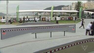 Mundial de Skate Amador é realizado em Santos - Competição é organizada pelo guarujaense Kelvin Hoefler, multicampeão de skate