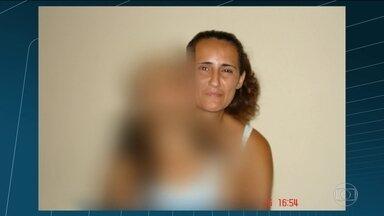 Polícia descobre terceira vítima de pedofilia no Rio - O crime foi cometido em 2004 e a criança era da família da acusada Tatiana Araújo.