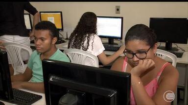 Simulados da Plataforma Enem ajudam estudantes a treinar antes da prova - Simulados da Plataforma Enem ajudam estudantes a treinar antes da prova