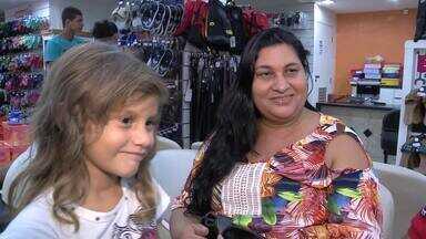 Movimentação nas lojas de Maceió é fraca no final de semana antes do Dia das Mães - Mesmo assim, lojistas não desanimam.
