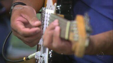 Banda Estrela Dalva agita a galera com a música 'Vou Dançar' - Banda Estrela Dalva agita a galera com a música 'Vou Dançar'