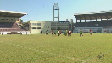 Ferroviária se prepara para enfrentar o Fluminense pela segunda fase da Copa do Brasil - É a primeira vez que o time chega na segunda fase da Copa do Brasil.