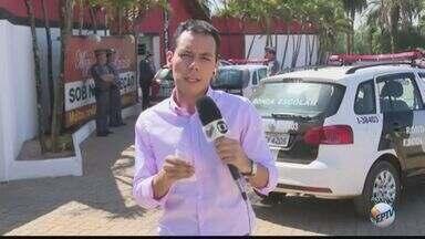 Clientes assaltam motel da Rodovia Doutor Paulo Lauro, em Descalvado - Homens passaram a noite no estabelecimento e o roubaram pela manhã.