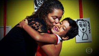 Filhos prestam homenagens para as mães - Uma data tão importante não podia passar em branco no Show da Vida.