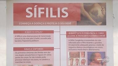 Casos de sífilis aumentam 50% em SC - Casos de sífilis aumentam 50% em SC