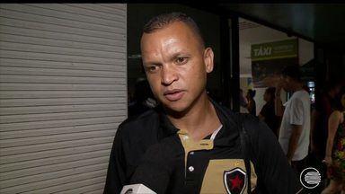 Botafogo-PB chega a Teresina para enfrentar o River-PI na Copa do Brasil - Botafogo-PB chega a Teresina para enfrentar o River-PI na Copa do Brasil