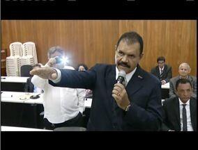 Dois novos vereadores tomam posse na Câmara de Governador Valadares - José Viera Braga (PPS) assume lugar de Leonardo Glória (PSB). Já o vereador Carlos Nascimento (PMN) substitui Cabo Isá (PMN).