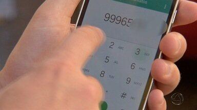 Moradores de MS reclamam de mais um número em ligações para celular - Medida já é válida em mais 17 estados brasileiros.