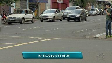 Valores das multas de trânsito são reajustados em 66% - Juiz Aluízio Pereira dos Santos fala sobre as condenações para infratores no trânsito.