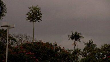 Dia começa com tempo fechado e previsão é de mais chuva para MS - Em Campo Grande, termômetros oscilam entre 19°C e 23°C, segundo o Inmet.