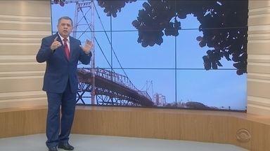 Ponte Hercílio Luz fará 90 anos; grave um vídeo com seu 'parabéns' especial - Ponte Hercílio Luz fará 90 anos; grave um vídeo com seu 'parabéns' especial