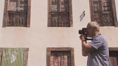 Pescuma recebe o fotógrafo Rai Reis, que falou sobre o seu trabalho - Pescuma recebe o fotógrafo Rai Reis, que falou sobre o seu trabalho