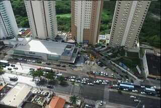 Via Expressa de Fortaleza terá desvio para obra a partir deste sábado - Avenida terá o sentido Aeroporto/Papicu bloqueado neste sábado (14).