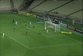 Ceará abre dois de vantagem, mas Paysandu arranca empate em estreia - Vovô faz dois gols com Serginho e Rafael Costa no segundo tempo, mas não administra resultado e sofre dois gols de Lucas