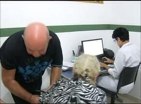 Movimento aumenta em unidades de saúde por procura de vacina da gripe em Araguaína - Movimento aumenta em unidades de saúde por procura de vacina da gripe em Araguaína.