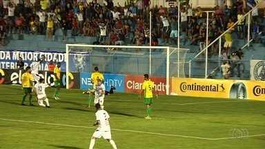Aparecidense vence mas é eliminada da Copa do Brasil - De quatro times goianos que estavam na na competição, três saíram ainda na primeira fase.