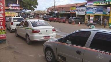 Prefeitura de Santana, no Amapá, anuncia licitação para 22 novos táxis - Prefeitura de Santana, no Amapá, anuncia licitação para 22 novos táxis