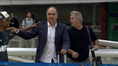 Marcelo Oliveira retorna ao Atlético-MG - Treinador atuou pelo clube como jogador por 12 anos e foi bicampeão brasileiro pelo rival, Cruzeiro.