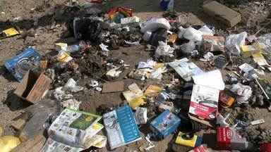 Slum está percorrendo Maceió para coleta de lixo descartado de forma irregular - Ação acontecerá aos sábados.