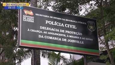 Falta de efetivo policial compromete a investigação de crimes em Gaspar - Falta de efetivo policial compromete a investigação de crimes em Gaspar
