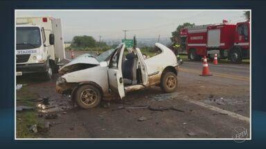Acidentes causam mortes em rodovias da região - Um foi em Vinhedo e outro em Capivari.