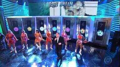 Jerry Adriani, 'Doce, Doce Amor' - Apresentação no quadro Ding Dong do 'Domingão do Faustão'