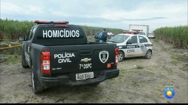 JPB2JP: Polícia encontra corpo de comerciante de Itapororoca - Segundo os policiais, suspeito pediu para que filho mudasse o local em que o corpo havia sido escondido antes.