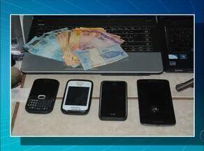 Violência em Palmas: onda de assaltos e roubos com arma de fogo, 3 suspeitos foram presos - Violência em Palmas: onda de assaltos e roubos com arma de fogo, 3 suspeitos foram presos