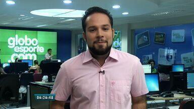 Confira os destaques do GloboEsporte.com/ce desta Quarta-feira (25) - Confira mais em globoesporte.com/ce