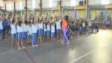 'Dia do Desafio' é lançado em escola pública de Porto Velho - Escola Padre Chiquinho foi escolhida para participar da atividade.