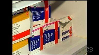 Moradores afirmam que têm dificuldade para se vacinar contra H1N1 em Goiás - Há mais de um mês faltam doses na rede particular da cidade de Catalão.
