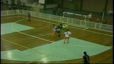 Selemaster perde para a Uruguaianense na estreia pelo Estadual de Futsal - Partida acabou em 8 a 4.