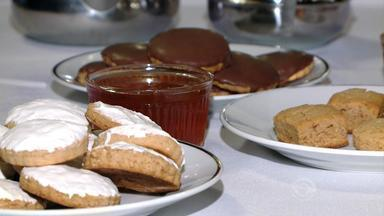 Veja receita da tradicional bolacha de mel - Veja receita da tradicional bolacha de mel.
