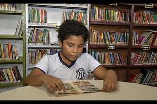 Espaço cultural 'Nossa Biblioteca' oferece atividades culturais no bairro do Guamá - Iniciativa de ONG garante lazer e esporte para moradores do bairro de todas as idades.