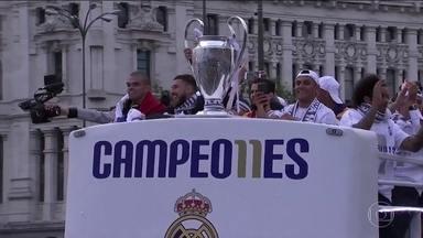 A orelhuda é deles! Real Madrid conquista a Liga dos Campeões da Europa 2015/2016 - Time comandado por Zinedine Zidane venceu o Atlético de Madrid nos pênaltis.
