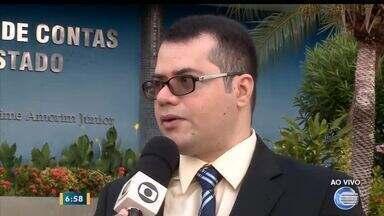 Novo procurador-geral toma posse no Ministério Público de Contas - Novo procurador-geral toma posse no Ministério Público de Contas