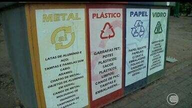 Teresina incentiva a população a fazer seleção do lixo - Teresina incentiva a população a fazer seleção do lixo