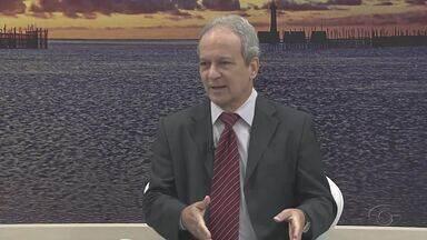 Economista fala sobre as finanças estaduais e municipais no novo cenário político - Cícero Perícles explica o assunto.