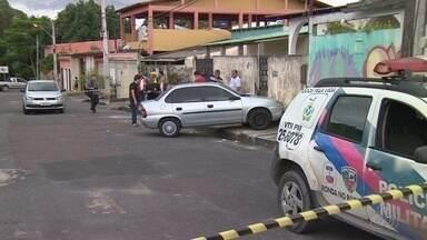 Homem morre com um tiro após tentativa de roubo, em Manaus - Caso ocorreu na tarde desta segunda (30), na Zona Norte da capital.